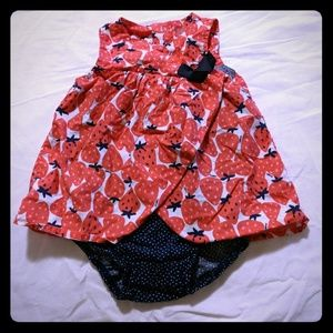 Just One You by Carter's Sweet Strawberry Dress